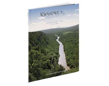 Kwandwe A3 Portrait Book